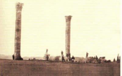 Wilhelm Lagus – suomalainen sivistynyt Ateenassa 1852
