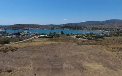 Archaeological Fieldwork Collaboration at Ambelakia Bay, Salamis 2016–20