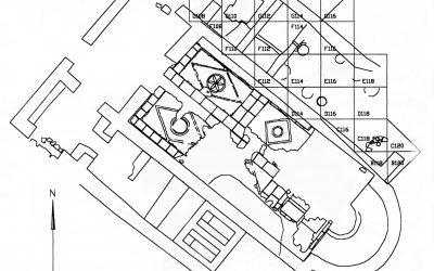 Η ανασκαφή της παλαιοχριστιανικής βασιλικής στα Παλιάμπελα Αρέθουσας