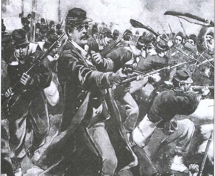 Atheena sodan aikana (I.K. Inha: Hellas ja helleenit, 1897)