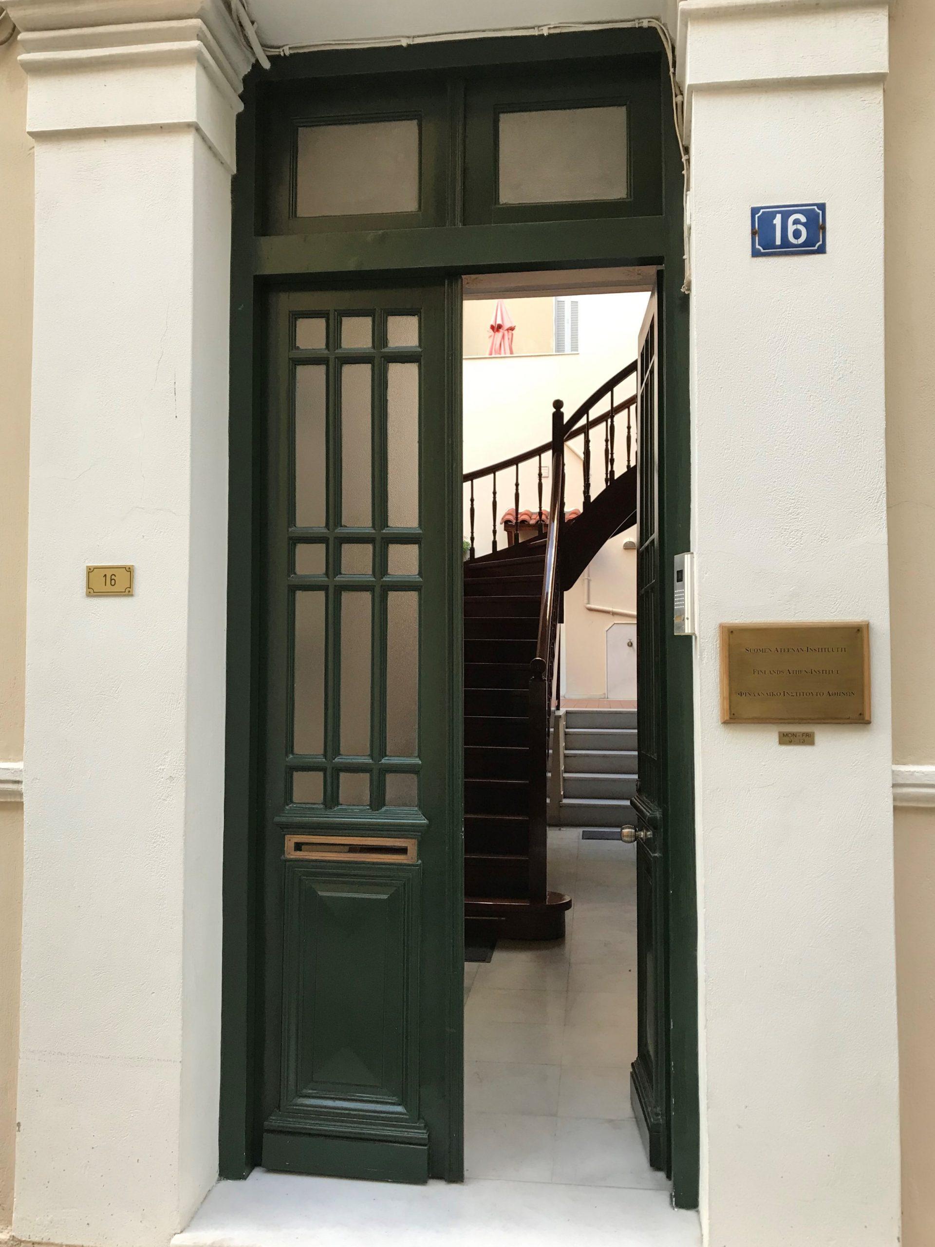 Suomen Ateenan-instituutti